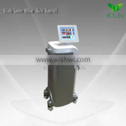 Permanent Hair Removal Diode Arm / Chest Hair Removal Laser/KLSI 808nm Diode Laser Device Lady / Girl