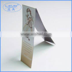promotional pvc magnetic bookmark