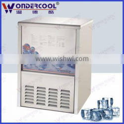 40kg new design crazy sales used industrial commercial snow ice machine