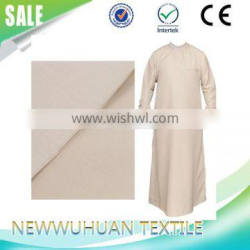 High Quality Spun Fabric For Arabic Robe