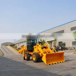chinese hot sale cheap backhoe loader
