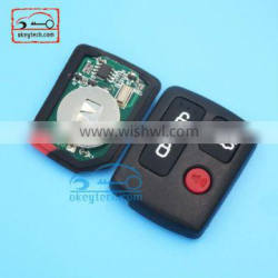 Okeytech car remote key for Ford 4 button remote key ford FALCON remote key (434 mhz)