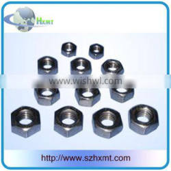 hot sale Hexagon bolts/nuts