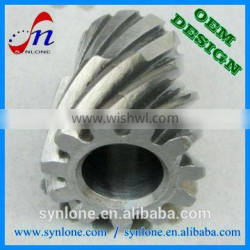 2017 new steel forging part, forging gears on sale