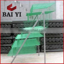 Manufacturing Durable Low Price Wire Mesh Layer Cage For Quail(hot sale)