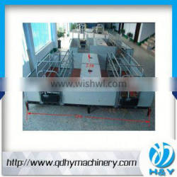 Galvanized Steel Farrowing Stall Cage Pig Equipment
