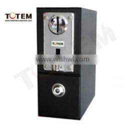coin acceptor with RS232 and USB signal