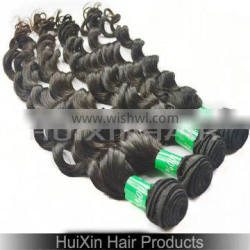 2013 New Style!!! wholesale european hair natural loose wave natural color