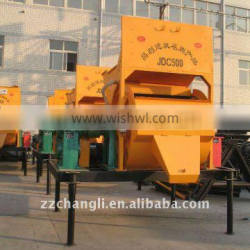 Top 10 In China Electric Concrete Mixer JDC500(20-25m3./h),Concrete Mixer For Sale