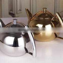 low price good quality stainless steel tea pot water kettle