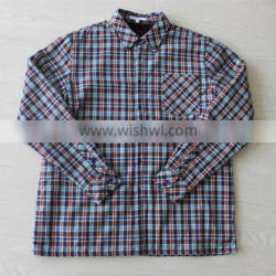 New fashion thickening add wool new design casual shirt for man