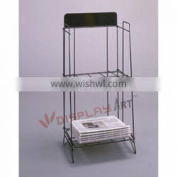 New product advertising equipment display system