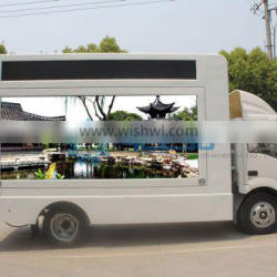 2013 Outdoor Mobile Billboard LED Advertising Truck YES-V6