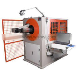 Turning Wire Bending Machine BL-3D-51200