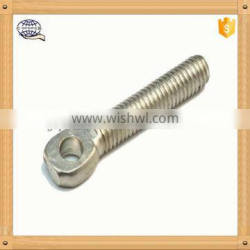 zinc plated welded carbon steel Eye Bolt with Nut