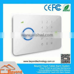 App RFID Tag 433MHz Wireless Gsm Security System
