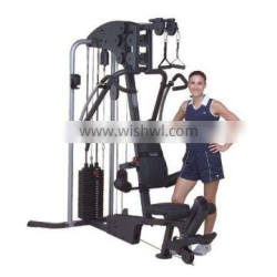 steel weight stack for indoor exercise equipment and fitness equipment