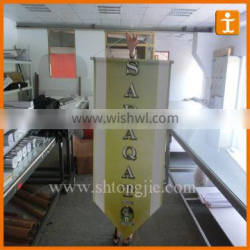 InThe Quarter And Durable Indoor Hanging Banner