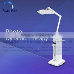 2016 Hot Clinic Equipment 770 Lamps 7 Colors PDT LED Light Therapy Machine for Wrinkles Removal