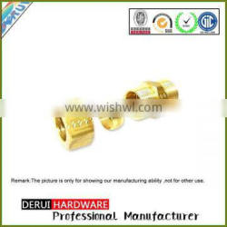 Brass 5 Axis Professional Non-standard Machining service
