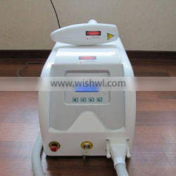 0.5HZ Hot Sell Laser Tattoo Q Switched Laser Machine Removal Victory Machine Mongolian Spots Removal