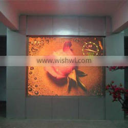 Aluminum indoor cheap p3 full color led sign board