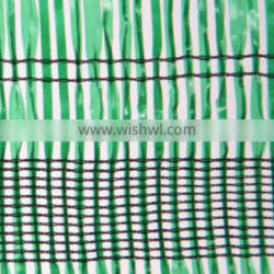 2017 Taizhou factory agricultural green 60% shade rate plastic shade net
