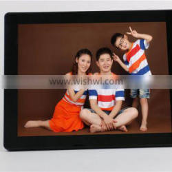 12inch indoor wall-mount advertising player vertical digital signage display