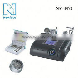 NV-N92 4 in 1 power cleanser for face Diamond Dermbrasion skin tightening beauty facial machine