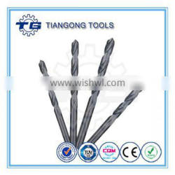 Fully Ground Black Finish High Speed Steel Parallel Shank Bore Bit