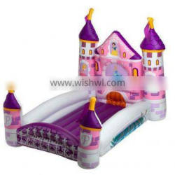hot-selling inflatable princess bouncy castle inflatable bouncer for fun