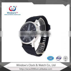 China vampire vogue watch, tower genuine leather watch, sport watch