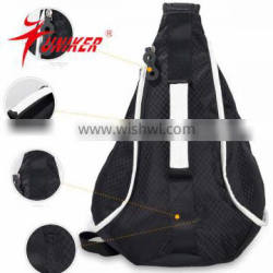 Outdoor Stylist bicycle triangle bag/Schol bag/outdoor travelling portable bag/Hiking sling bag