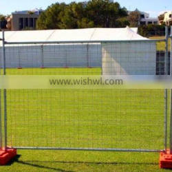Standard AS4687 temporary event fence for sale / used galvanized playground temporary fence / metal steel temporary fence design