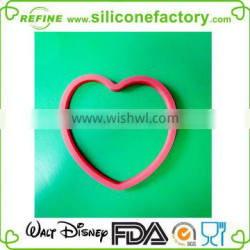 Disney audited factory for heart shape silicone egg tools