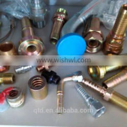 Swaged hose fitting/Hydraulic Coupling