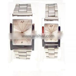 2015 Chinese factory Novelty pair wrist watch