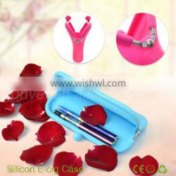 2014 new silicone case for carrying ecig