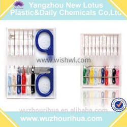 hotel goods travel sewing kit