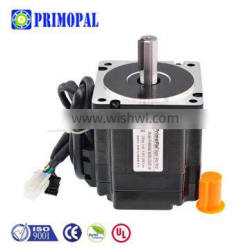 1.8 degree 1.96VAC 5.6A micro control high quality low price NEMA 34 easi closed loop stepper motor and driver