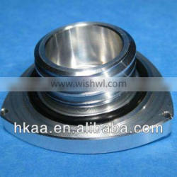 special shape stainless steel threaded male end cap