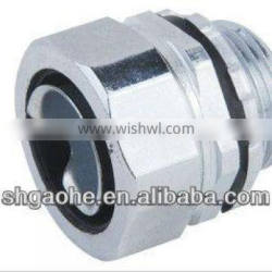 Male Straight Pipe Fitting