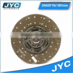 High quality clutch disc for TOYOTA and clutch plate