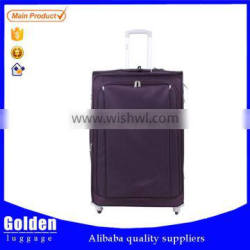 Cheap fabric luggage, trolley suitcase and bag factory for 2015