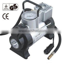 3 in 1 air compressor with light