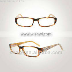 2012 fashion acetate spectacle frames