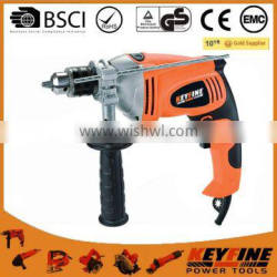 1050W electric impact drill/drilling machines