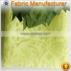 Onway Textile Hot sale free sample 100% polyester jacquard fabric for dress