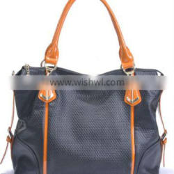 HOT ! 2013 the Newest and Fashion factory price women genuine leather handbags
