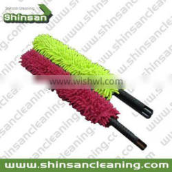 2015 new flexible duster/microfiber car duster/car cleaning duster